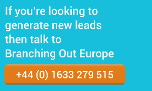 call Branching Out Europe on 01633 279515