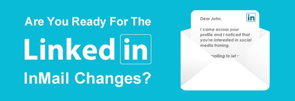 LinkedIn InMail Updates