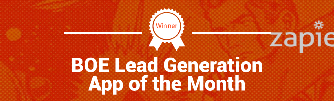 Zapier – Branching Out Europe Lead Generation App of the Month