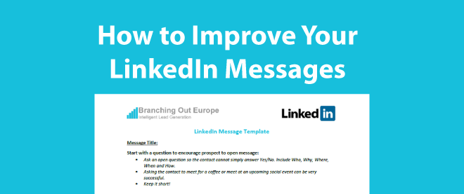 How to Improve Your LinkedIn Messages