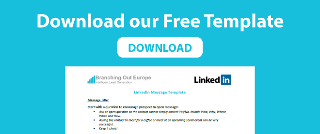 Download our free LinkedIn message template here
