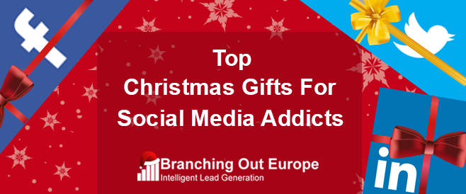 Top Christmas Gifts For Social Media Addicts