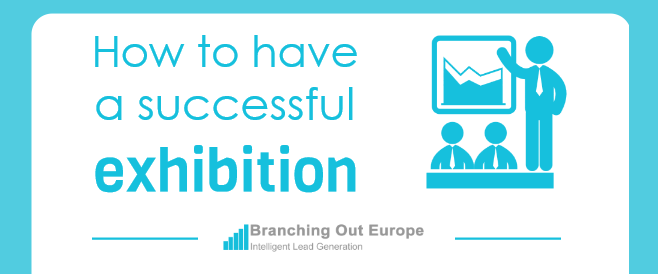 How To Have A Successful Exhibition – INFOGRAPHIC