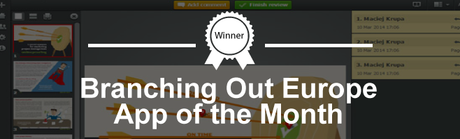 ProofHQ – Branching Out Europe App of the Month