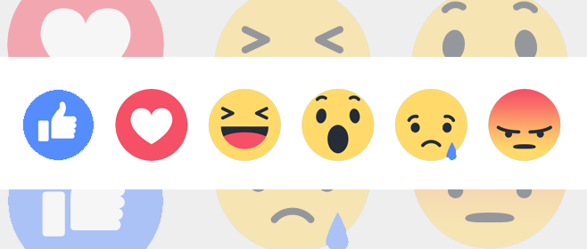 Facebook Reactions – An Insight Into Whether Marketing Teams Should 'Like' It, 'Love' It Or Be 'Angry' With It